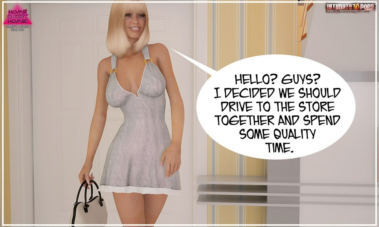 Home-Sweet-Home-2-Three-s-Better-Than-Two 54 free sex comic