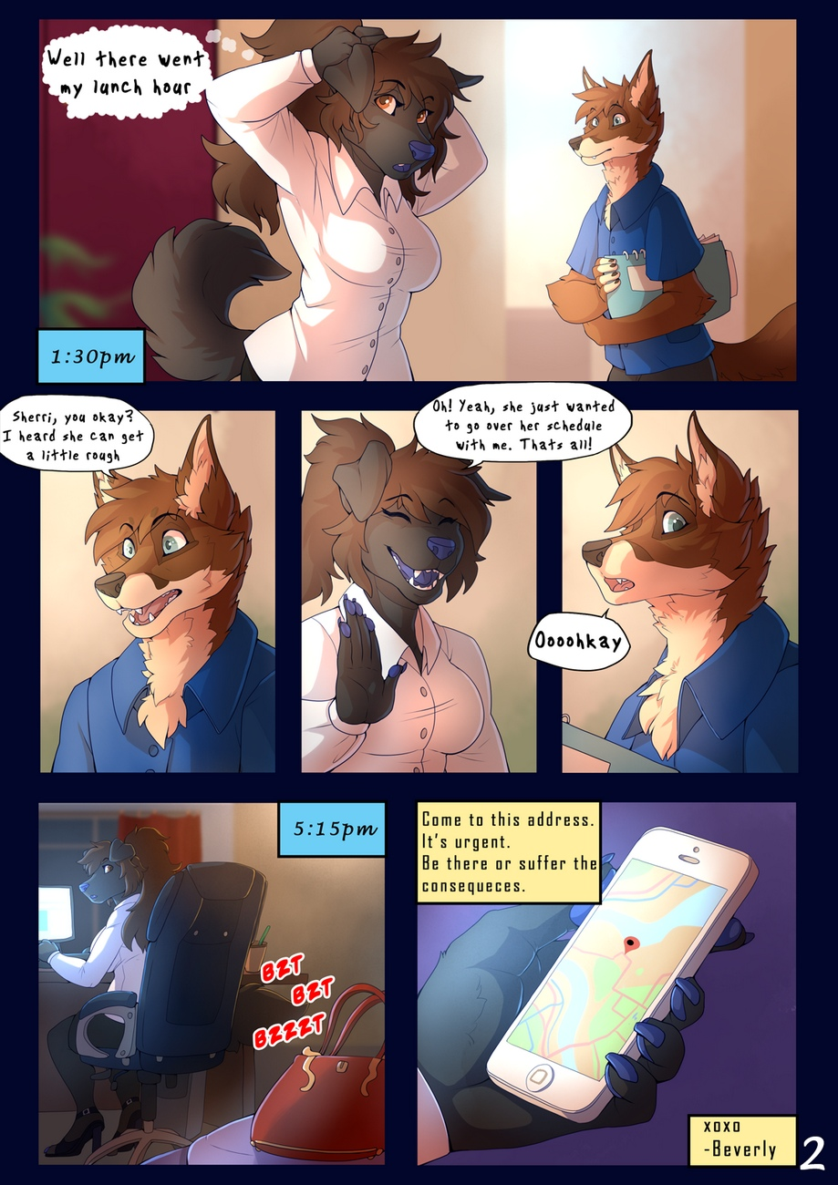 Honey-Bunny 3 free sex comic