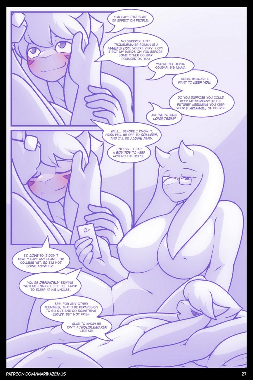 Honor-Among-Goats 27 free sex comic