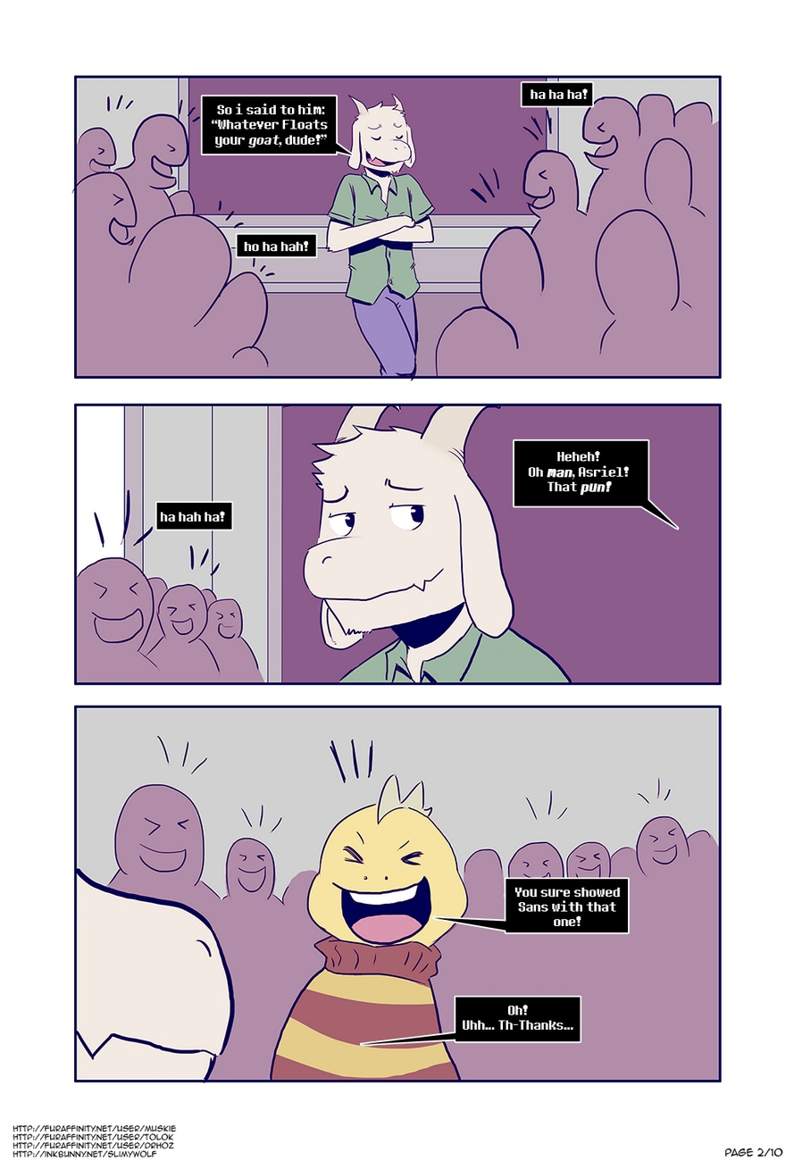 Hopes-And-Dreemurrs 3 free sex comic