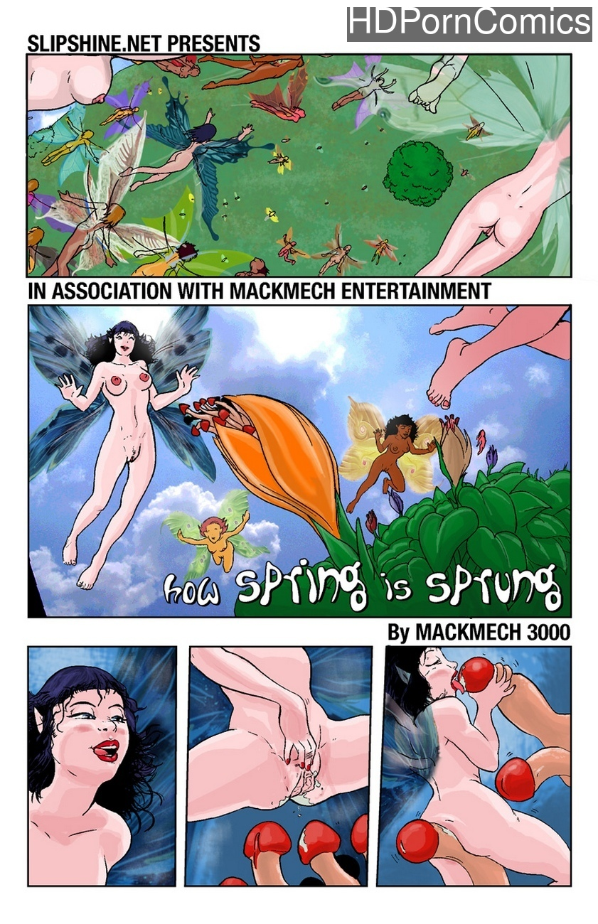 How-Spring-Is-Spring 1 free porn comics