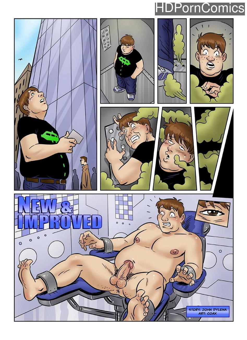 New Porn Comics