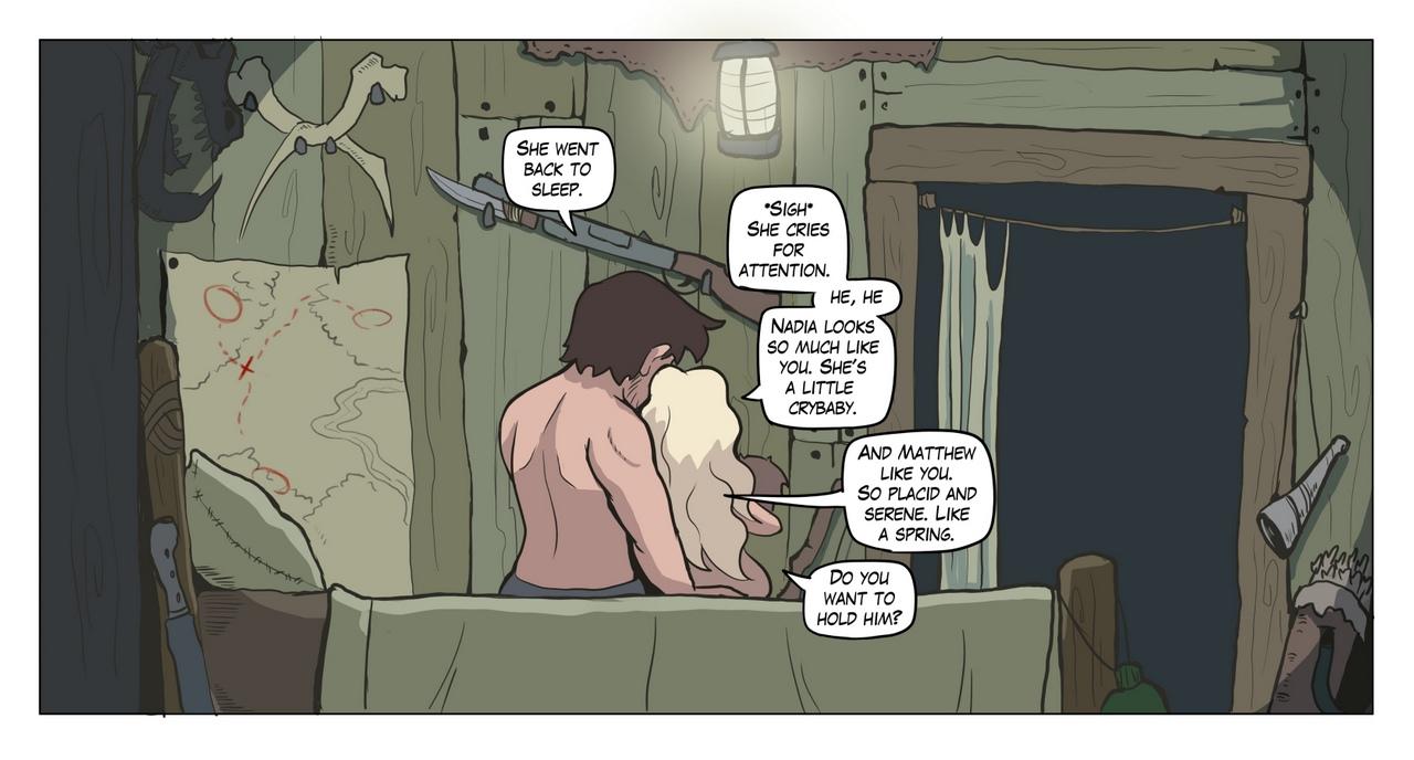 If-Prologue 9 free sex comic
