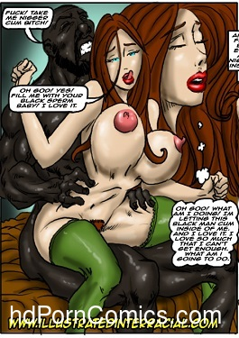 illustrated interracial- Prison Story free Cartoon Porn Comic