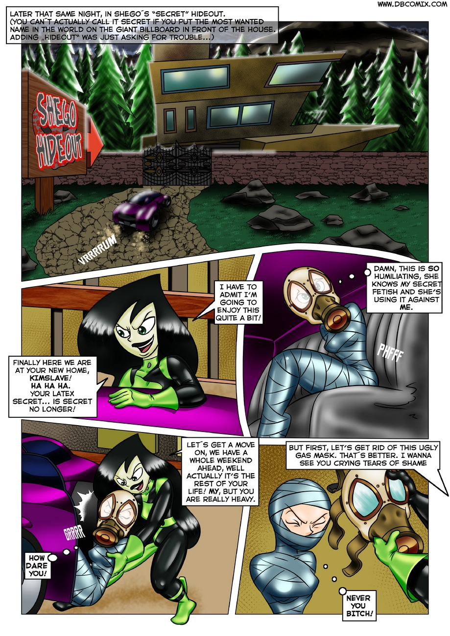 Impossibly-Obscene-2-Drakken-s-Gift 2 free sex comic