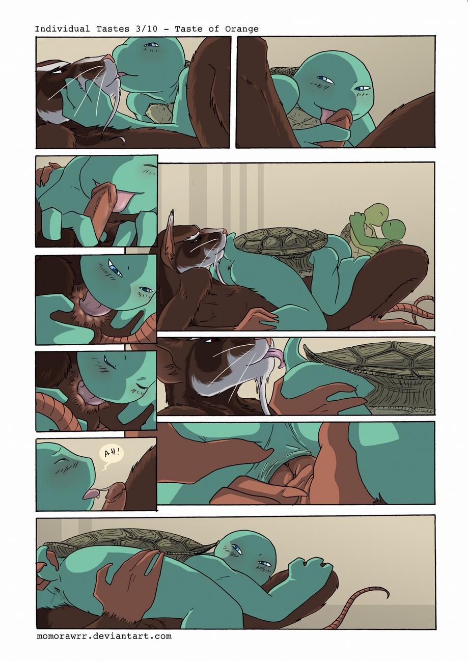 Individual-Tastes 4 free sex comic