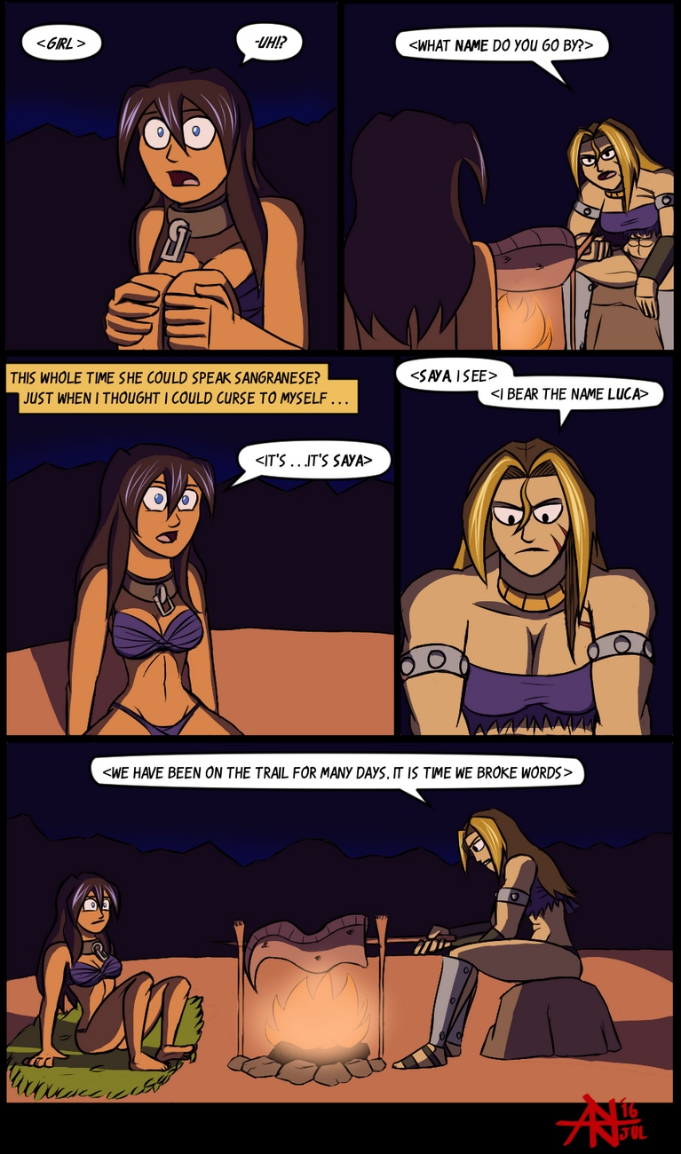 Ironbound 20 free sex comic