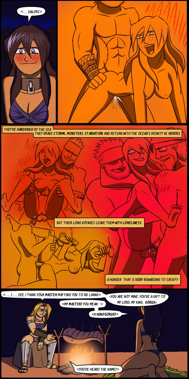 Ironbound 22 free sex comic
