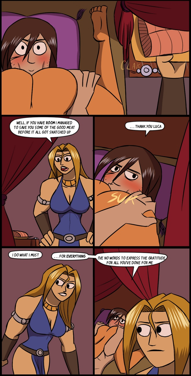 Ironbound 56 free sex comic