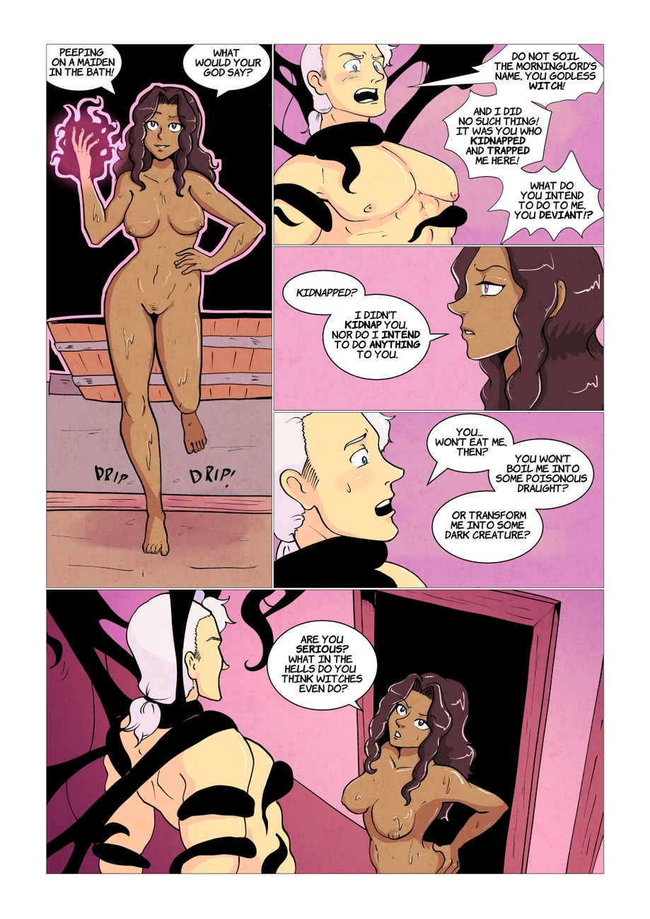Isadore 5 free sex comic