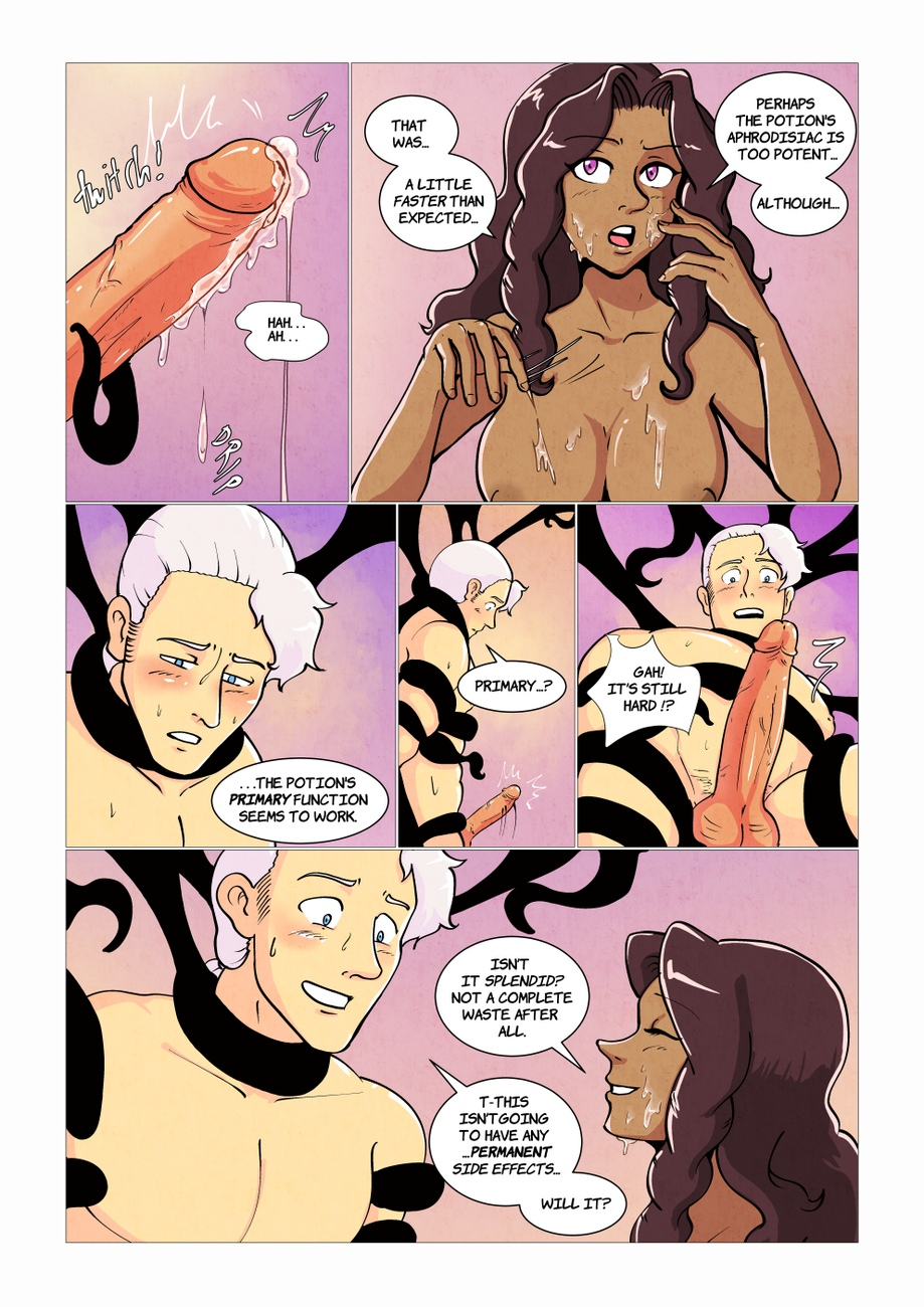 Isadore 9 free sex comic