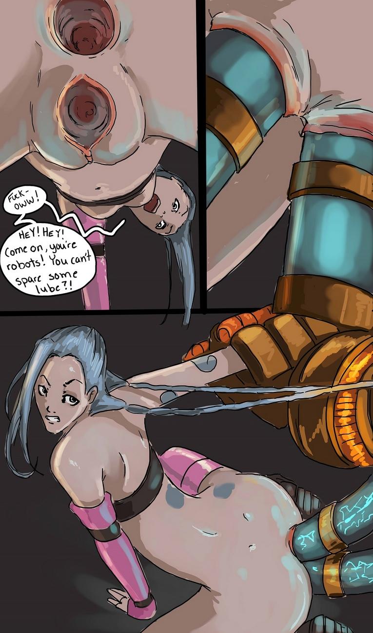 Jinx-Robot-Rampage 10 free sex comic