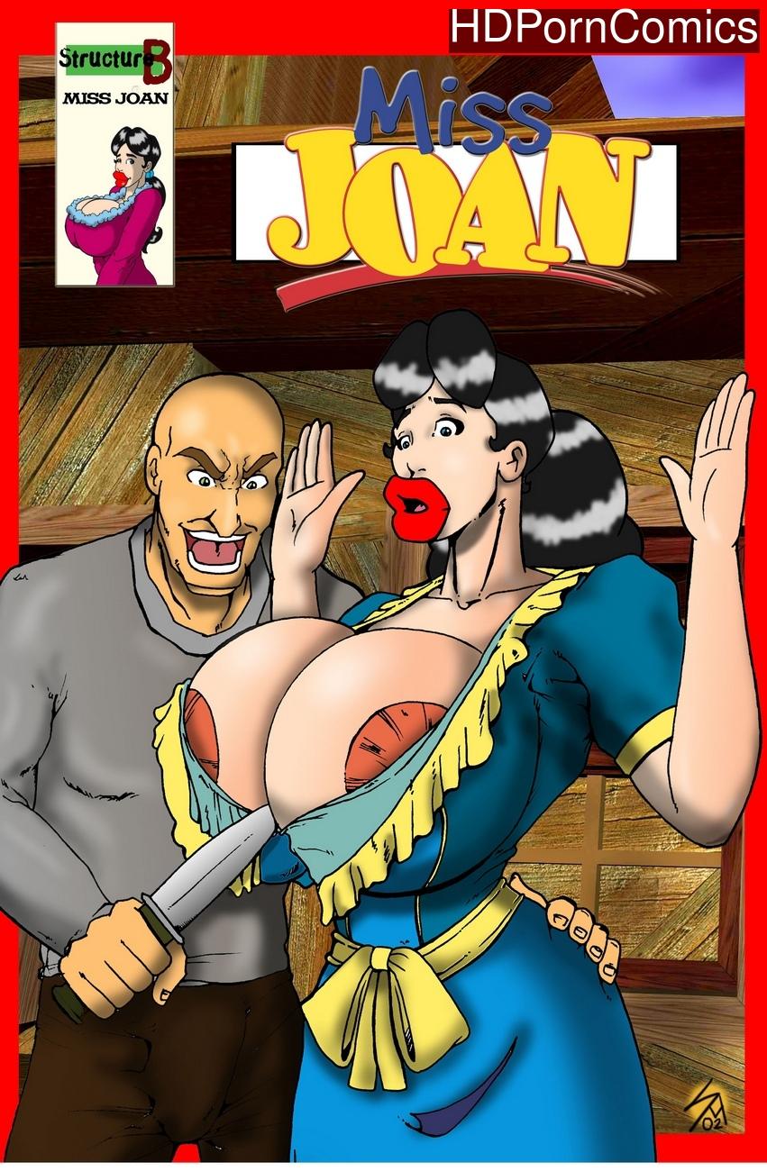 Joan vs Robber comic porn