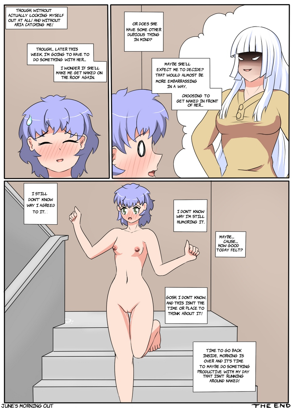 June's Morning Out comic porn