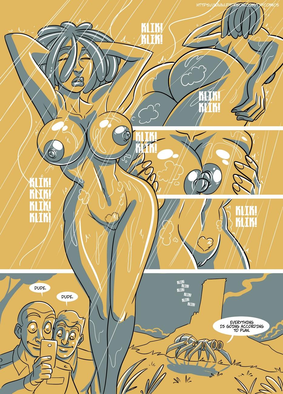 Jungle-Jackson 9 free sex comic
