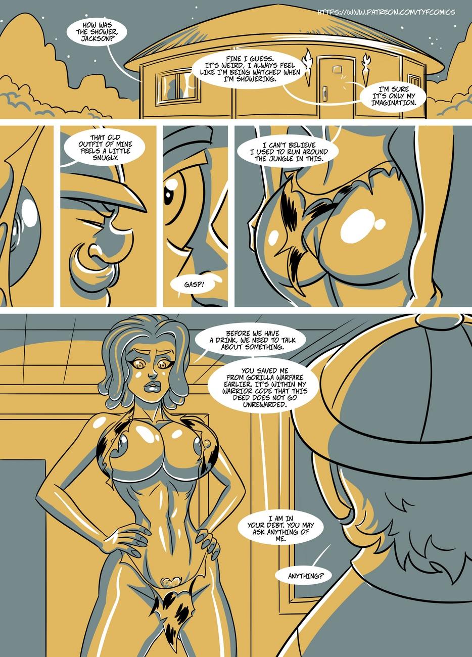 Jungle-Jackson 10 free sex comic