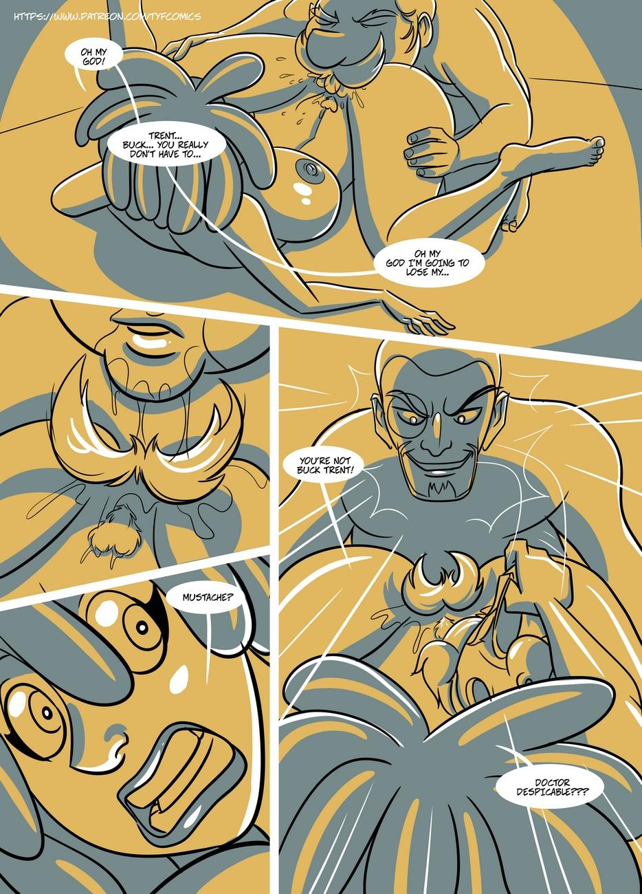 Jungle-Jackson 18 free sex comic