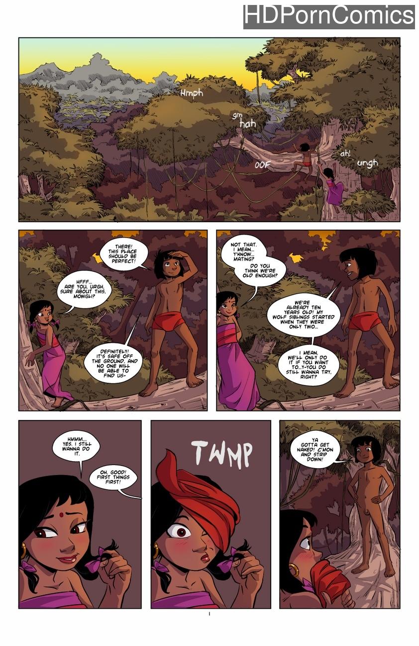Jungle-Love 1 free porn comics