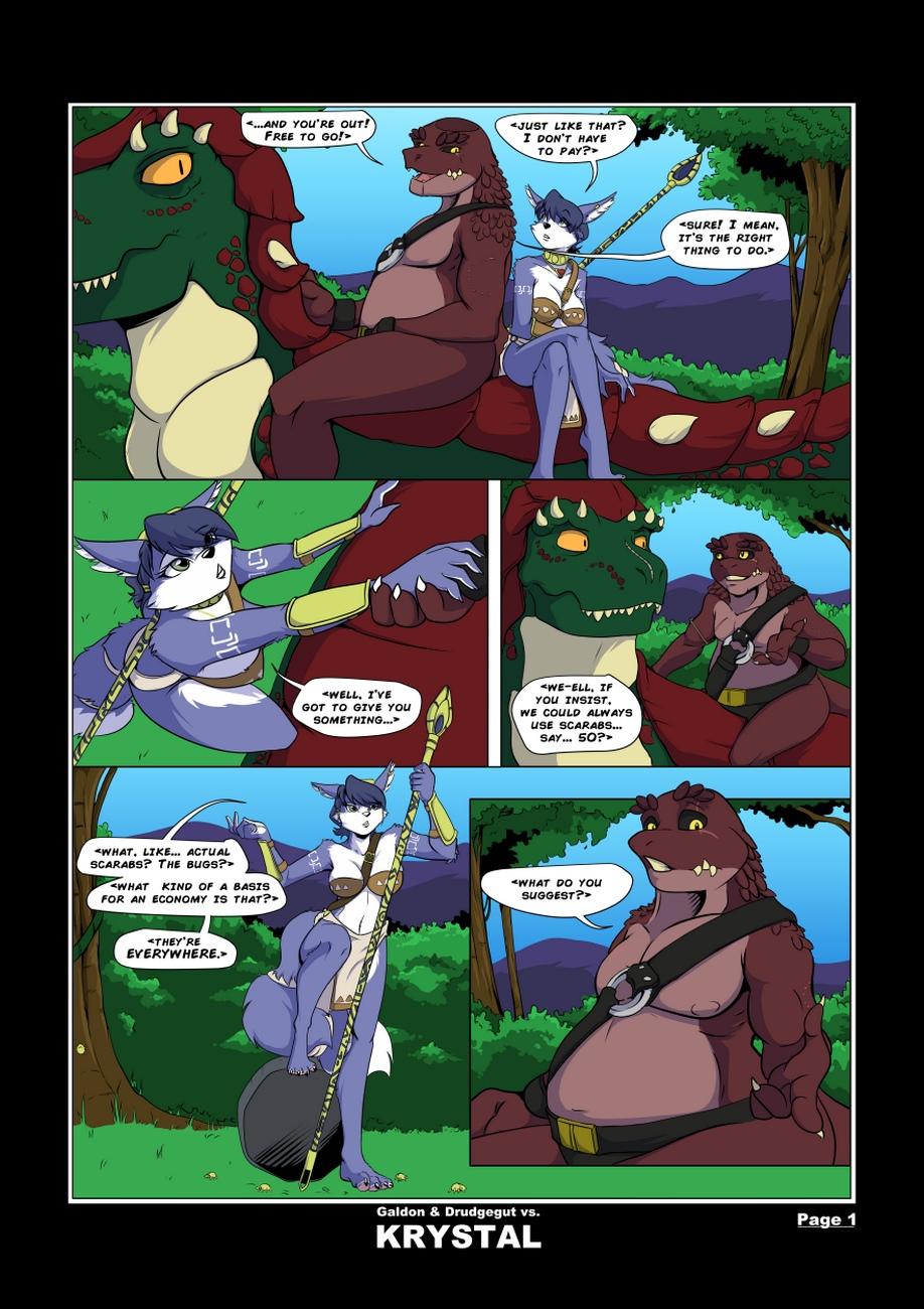 KBT-Galdon-and-Drudgegut-VS-Krystal 2 free sex comic