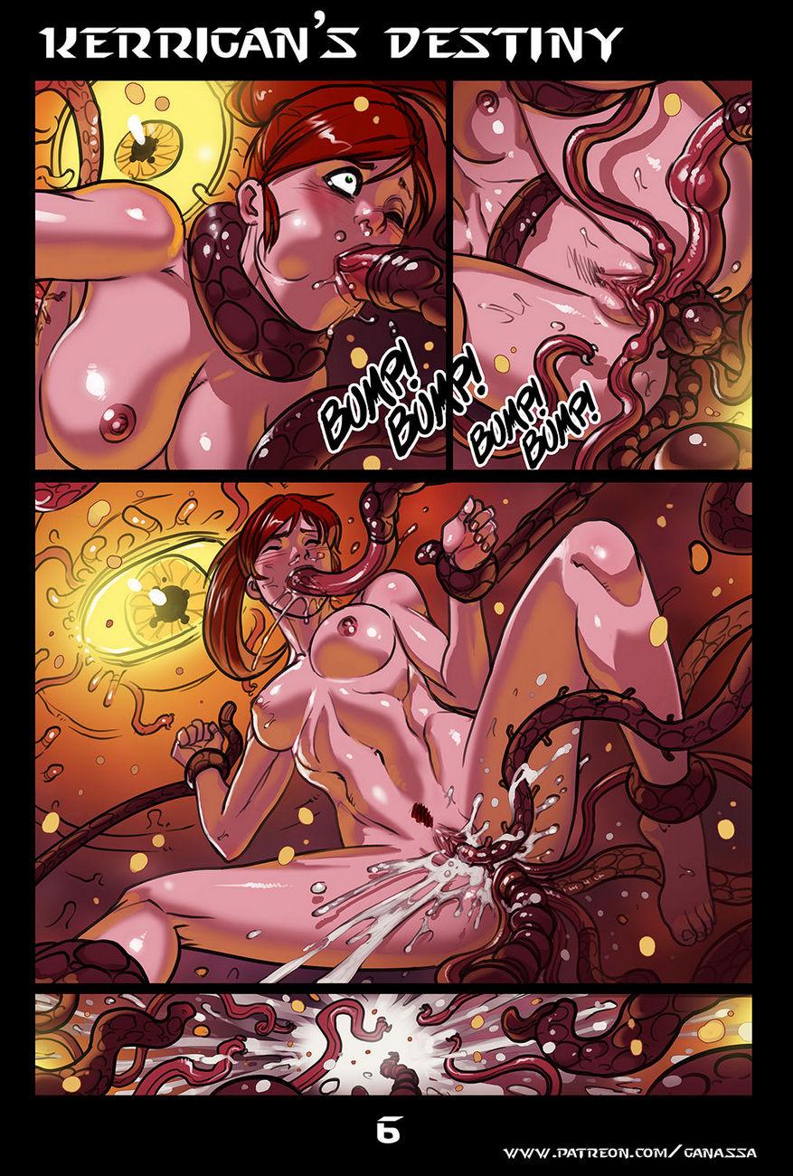 Kerrigans Destiny Comic Porn Hd Porn Comics