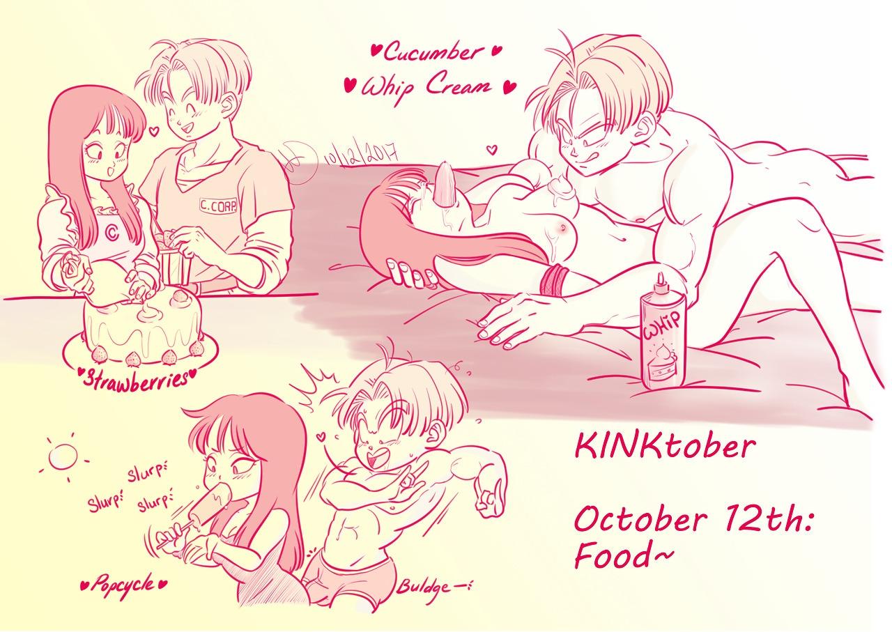 KINKtober 13 free sex comic