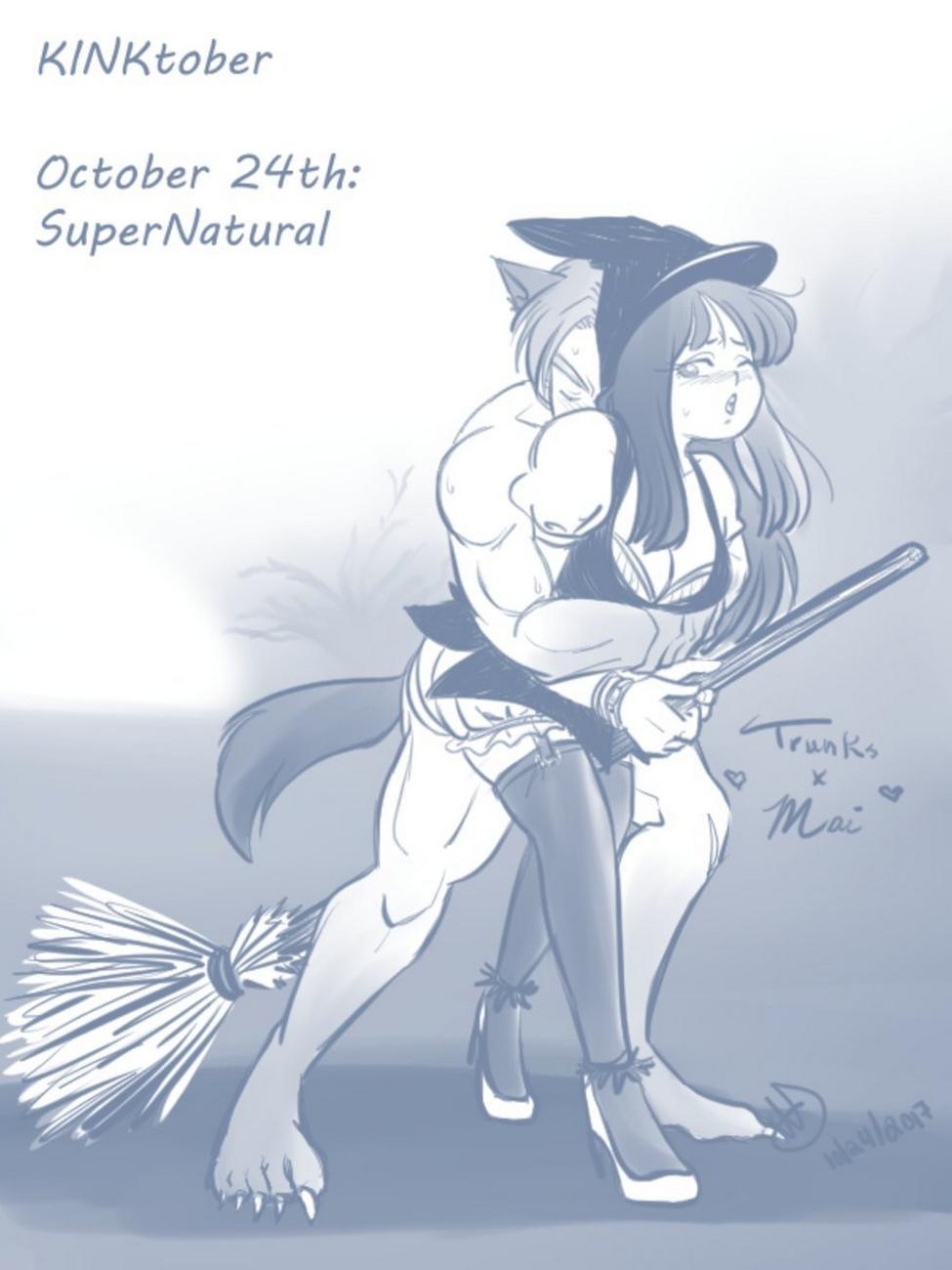 KINKtober 27 free sex comic