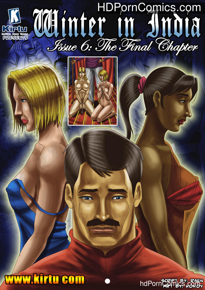 kirtu -Winter in India -Issue 1-6 free Cartoon Porn Comic