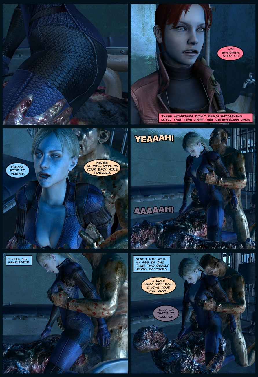 Lady-and-Cop-VS-Penetrator-2 44 free sex comic