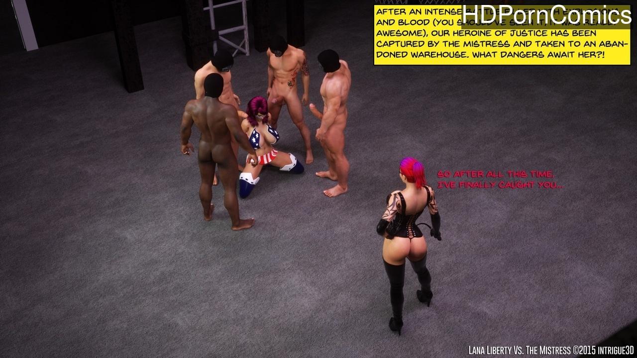 Lana-Liberty-Vs-The-Mistress 1 free porn comics