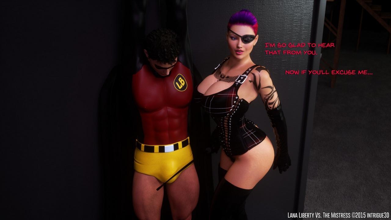 Lana-Liberty-Vs-The-Mistress 15 free sex comic