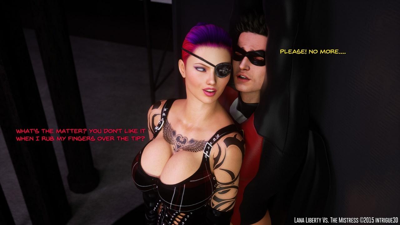 Lana-Liberty-Vs-The-Mistress 56 free sex comic