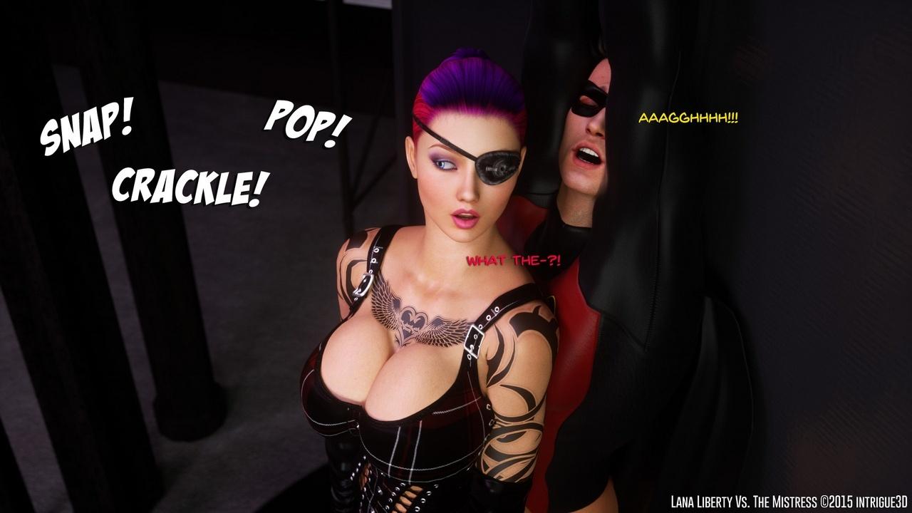 Lana-Liberty-Vs-The-Mistress 57 free sex comic