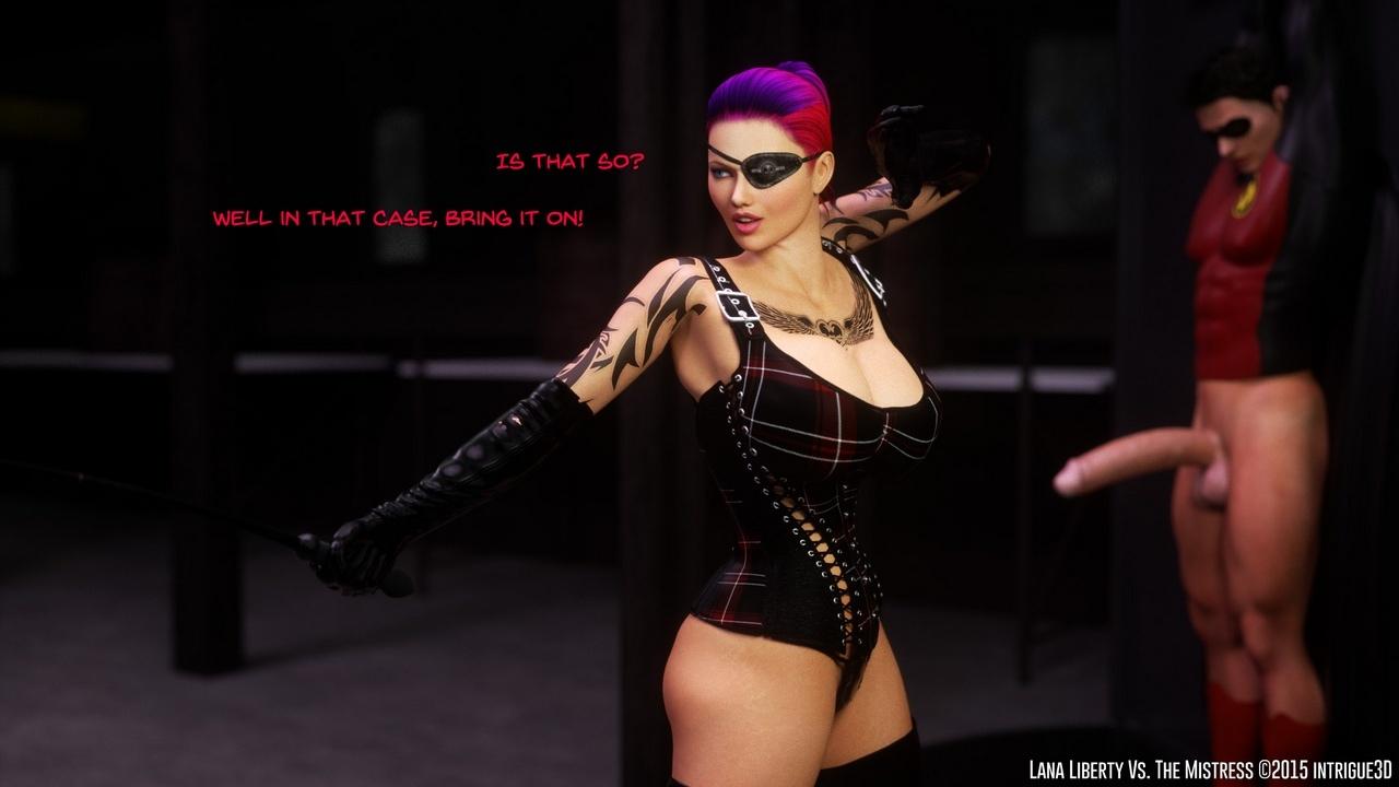Lana-Liberty-Vs-The-Mistress 62 free sex comic