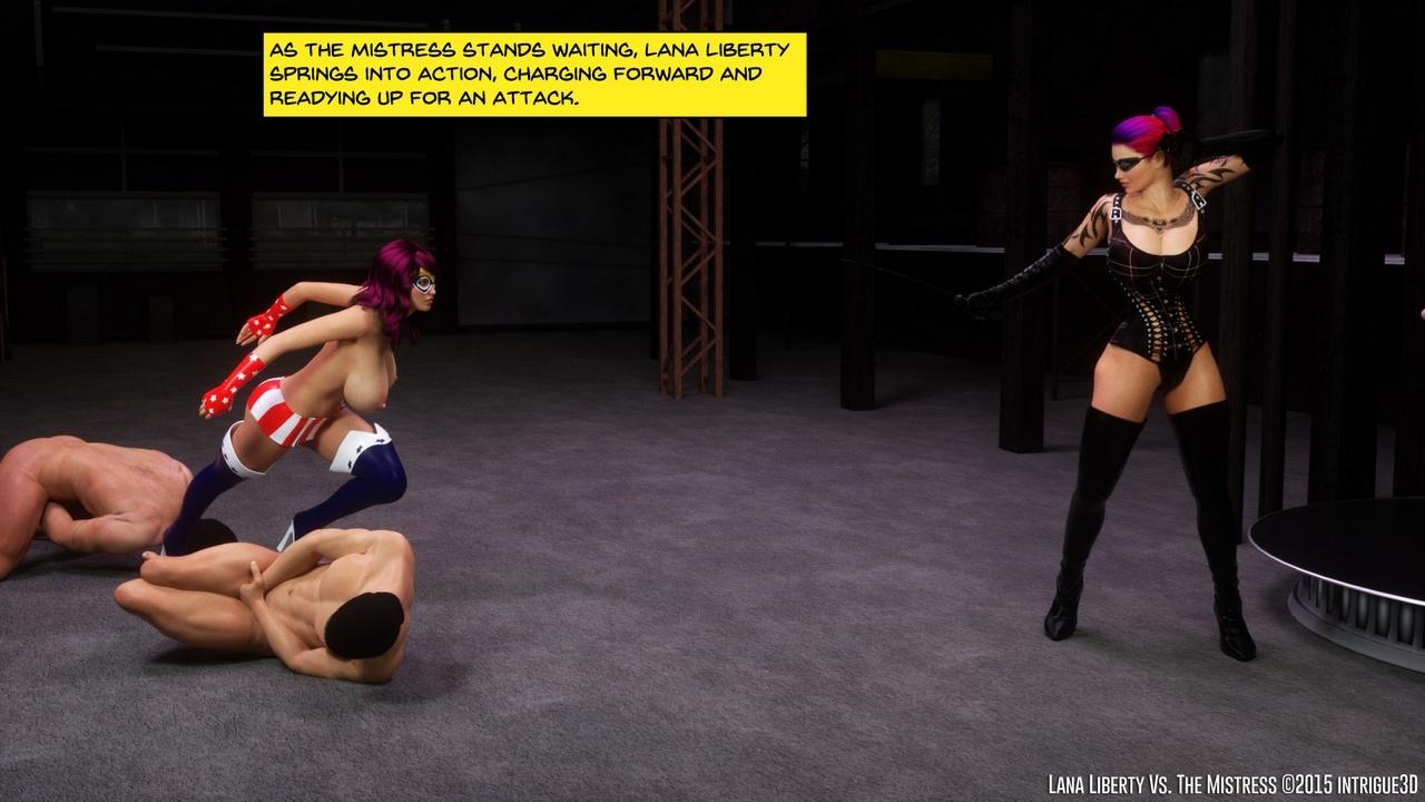 Lana-Liberty-Vs-The-Mistress 63 free sex comic
