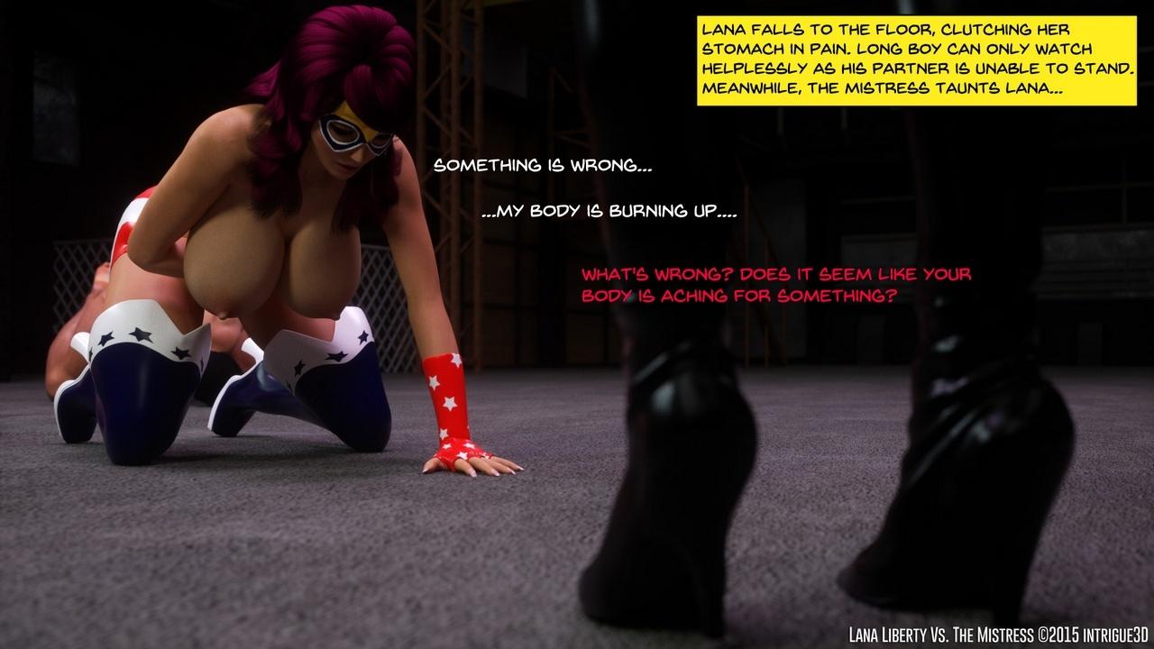 Lana-Liberty-Vs-The-Mistress 67 free sex comic