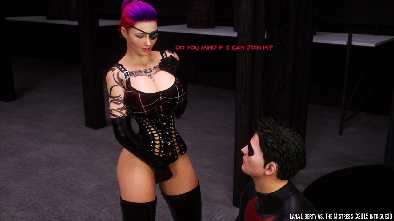 Lana-Liberty-Vs-The-Mistress 117 free sex comic