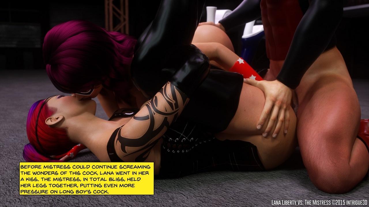 Lana-Liberty-Vs-The-Mistress 131 free sex comic