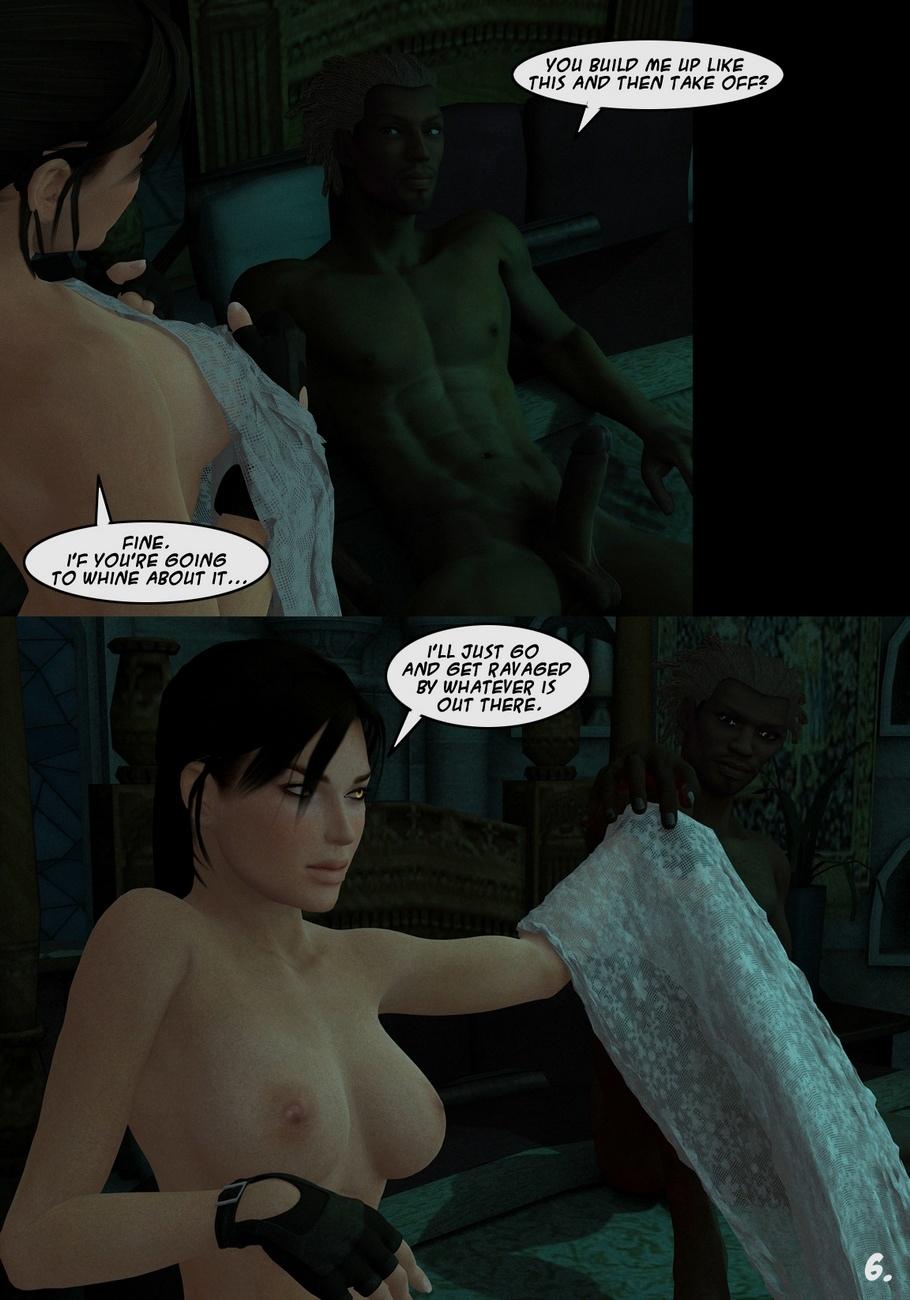 Lara-Croft-And-Doppelganger 6 free sex comic