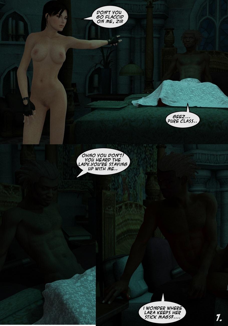 Lara-Croft-And-Doppelganger 7 free sex comic