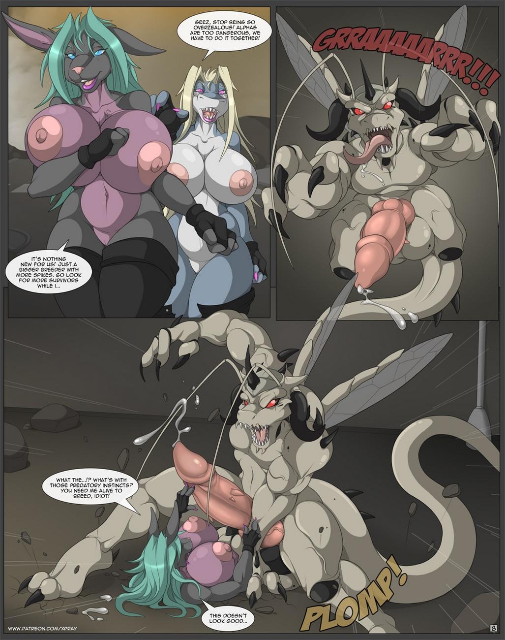 Last-Survivor-3 9 free sex comic