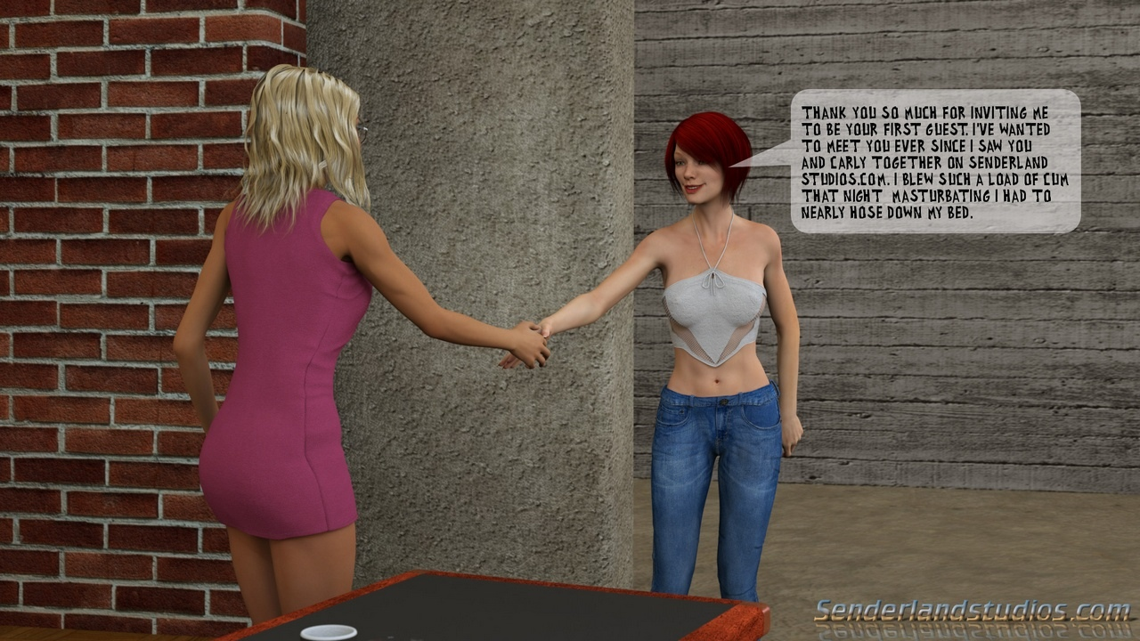 Late-Night-Show 6 free sex comic