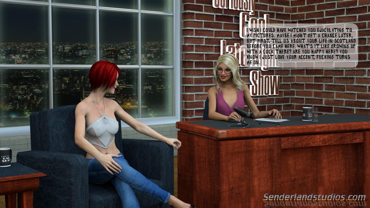 Late-Night-Show 7 free sex comic