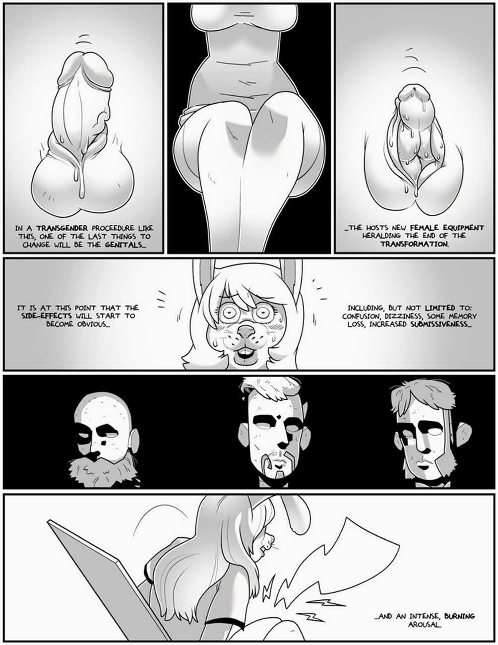 Leporidae 7 free sex comic