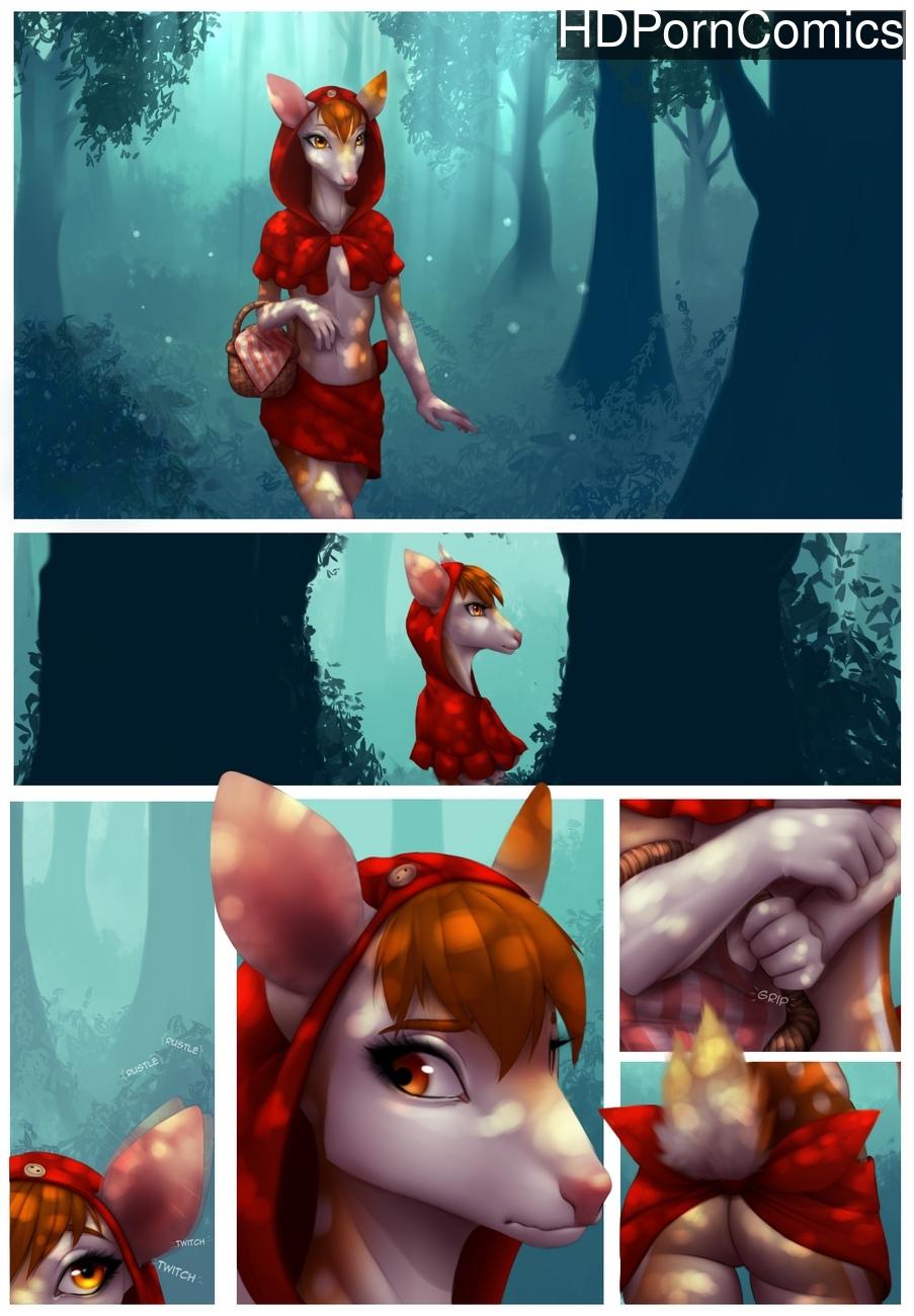 Little-Red-Riding-Deer 1 free porn comics