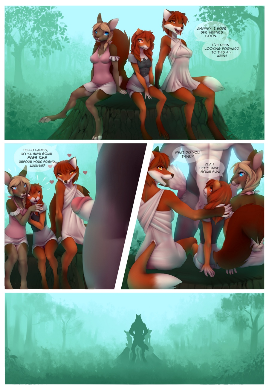 Little-Red-Riding-Deer 3 free sex comic