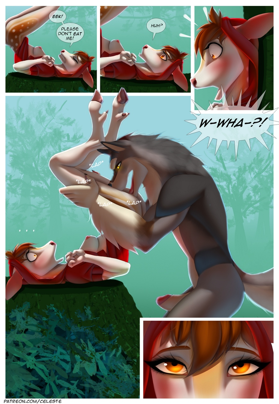 Little-Red-Riding-Deer 8 free sex comic