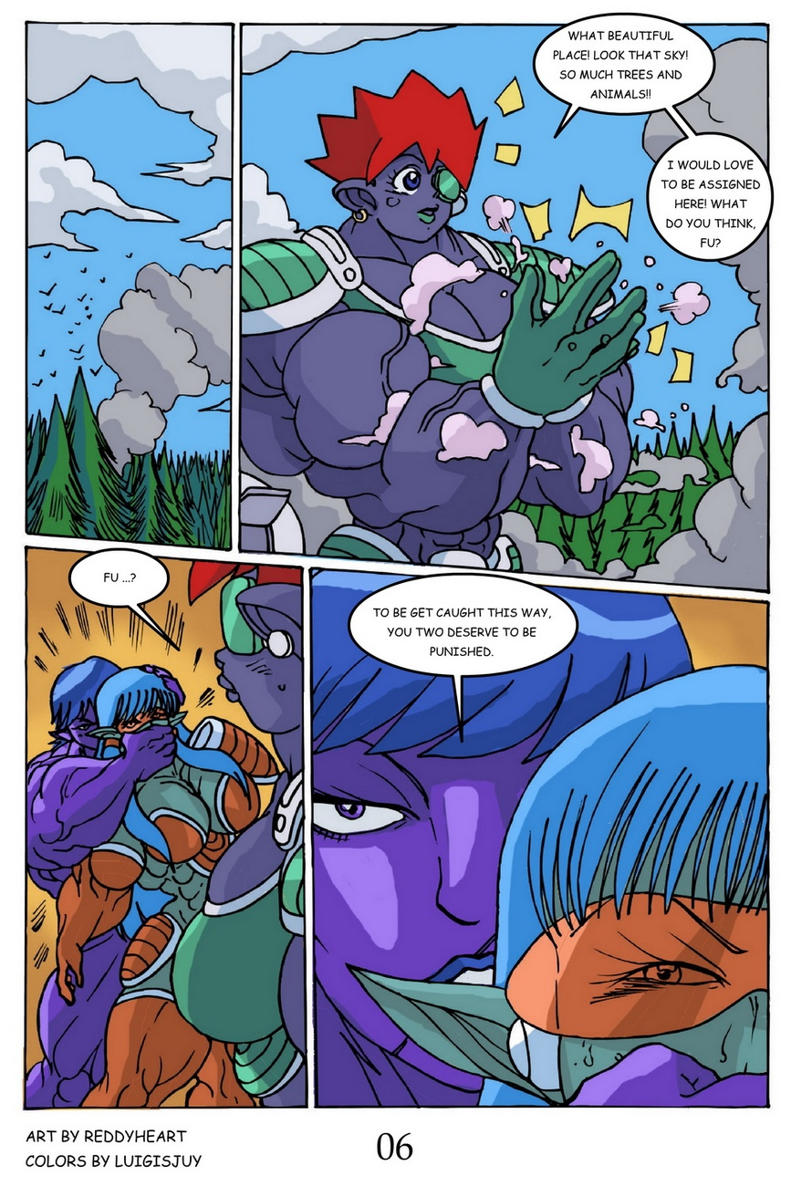 Lizard-Orbs-6-Second-Wave 6 free sex comic