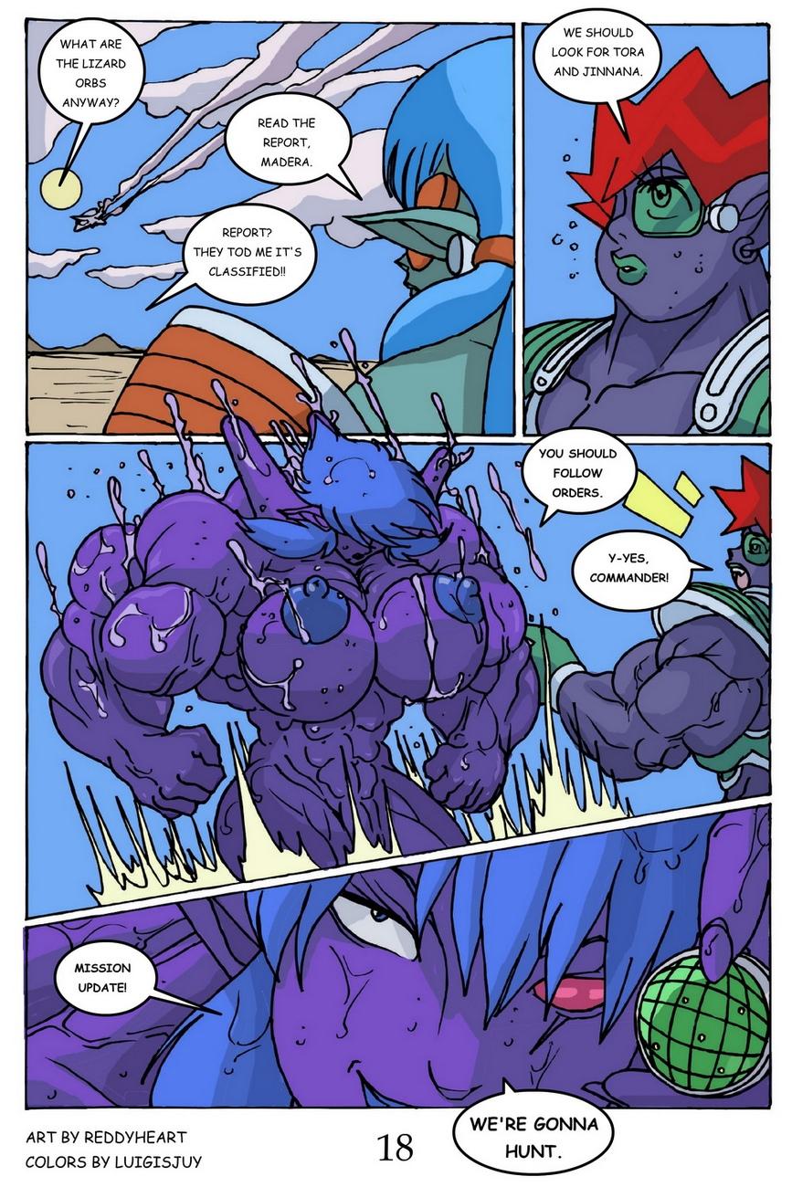 Lizard-Orbs-6-Second-Wave 18 free sex comic
