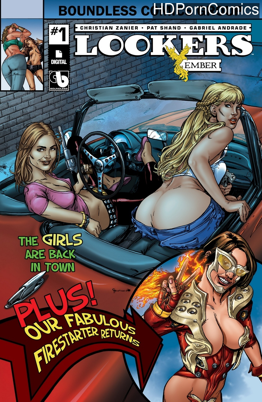 Lookers-1-Ember 1 free porn comics
