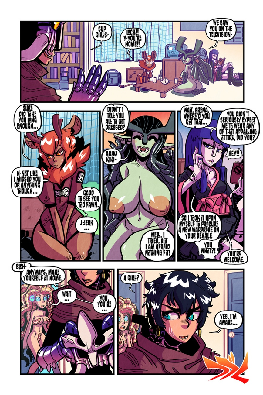 Love Gun 0 – Reload comic porn